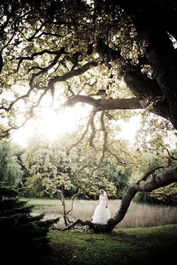 bryllupsfoto fra Randers