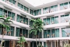 Überbuchtes Hotel