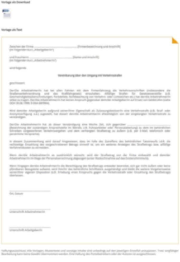 Vorlage_blurred – Das Vorlagenportal