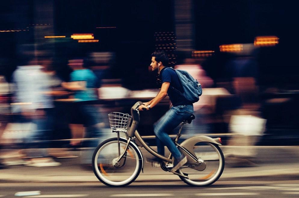 Ich habe Angst …. Vor Fahrradfahrern!