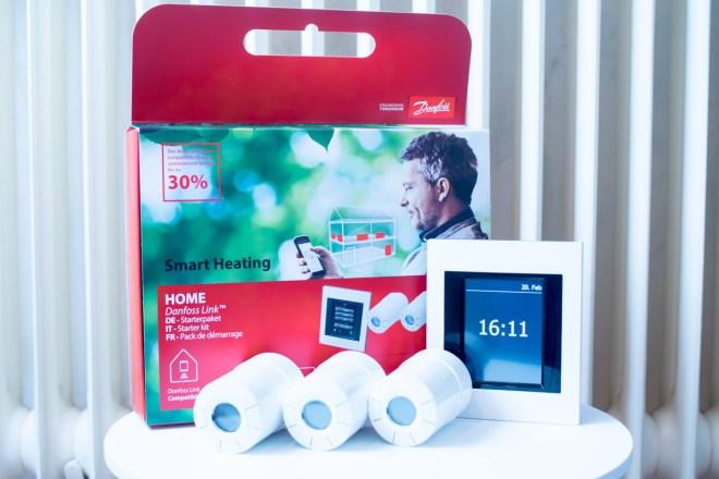 Danfoss Link smarte Heizungssteuerung