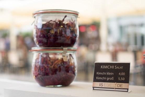 kulinarische fahrradtour kimchi salat