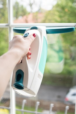 streifenfreie Fenster leifheit fenstersauger