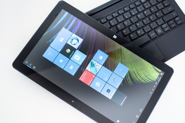 windows tablet odys fusion win12 pro 2in1