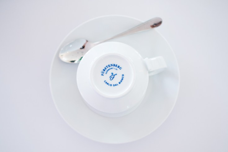 kaffeetasse fuerstenberg porzellan