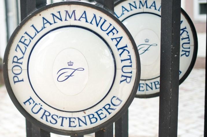 porzellanmanufaktur fuerstenberg werksverkauf
