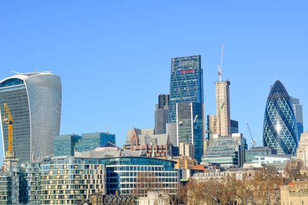 London Skyline Minitrip London