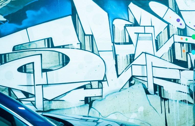 graffitti hotel pullman dresden tiefgarage