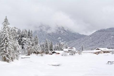 weidachsee winter winterurlaub oesterreich