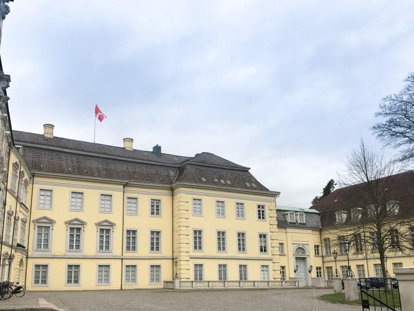 Schlossplatz Oldenburg Wochenende