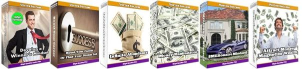 Attract Money Meditation Package
