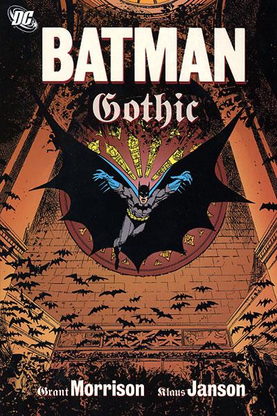 Gothic 1 [Resenha] Um Conto de Batman: Gothic