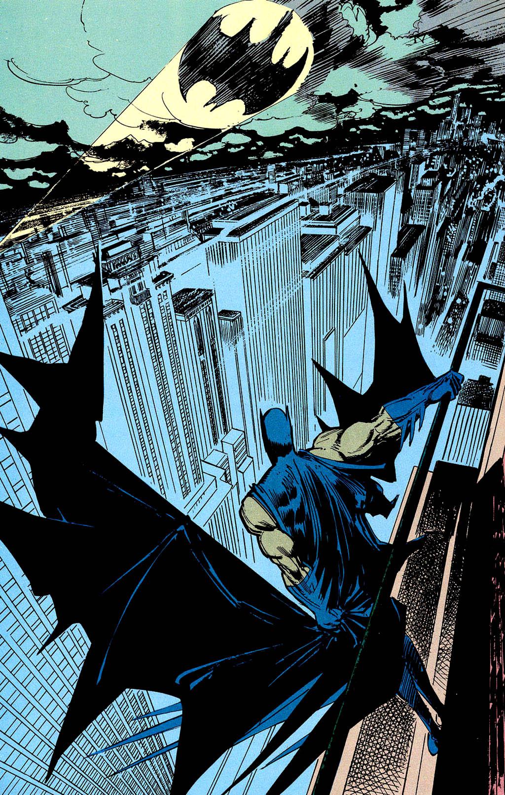 Gothic 4 [Resenha] Um Conto de Batman: Gothic