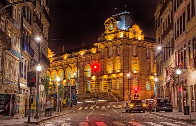 Noite no Porto - Susana Soares