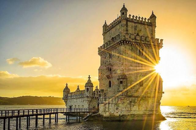 monumentos mais importantes de Portugal