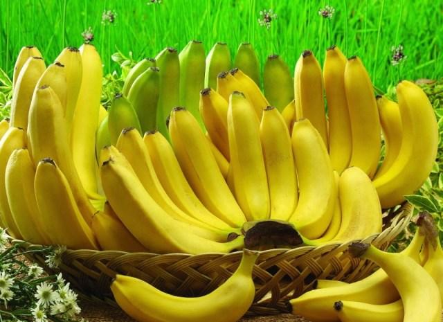 Banana-Fruit-Landscape-Wallpaper