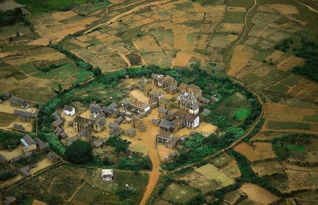 Madagascar-vilages-panorama
