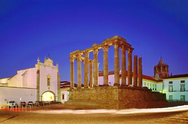 Templo Romano de Évora - Rui Cunha