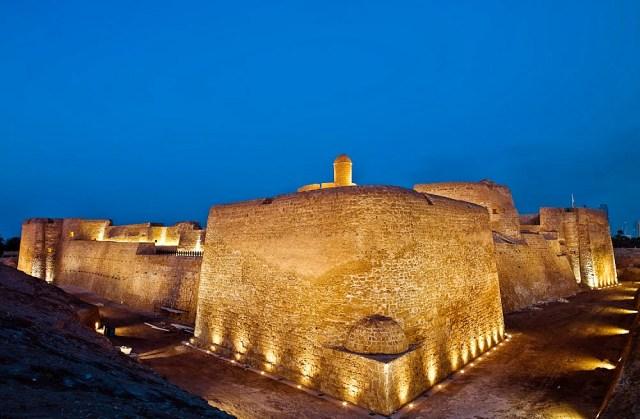 Forte do Bahrein