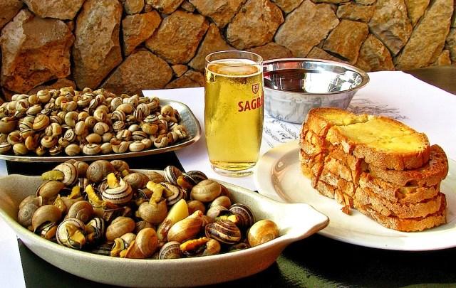 pratos estranhos da gastronomia portuguesa