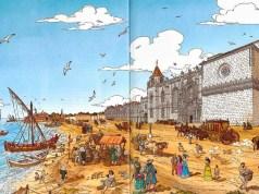 lisboa antes do terramoto de 1755