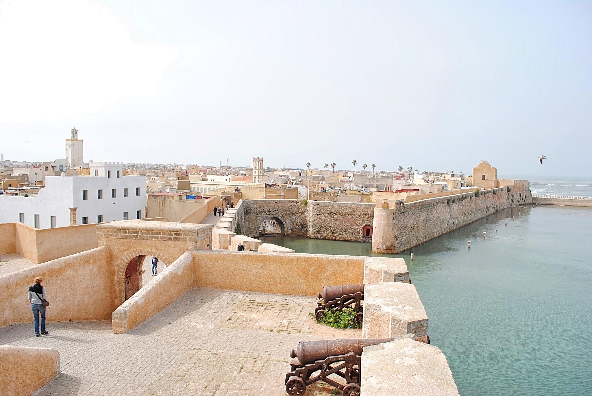 Fortaleza de Mazagão - Marrocos