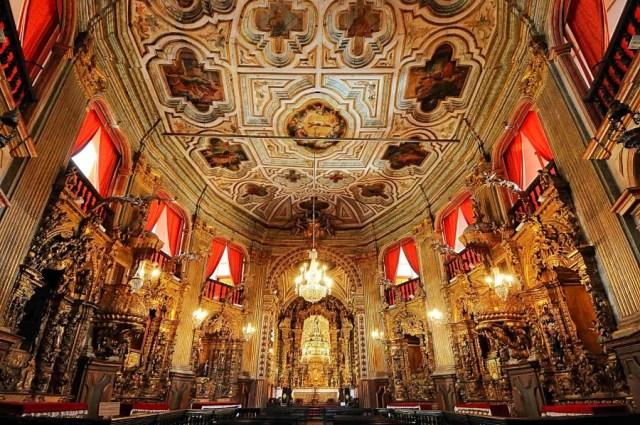 Igreja Nossa Senhora do Pilar - Ouro Preto