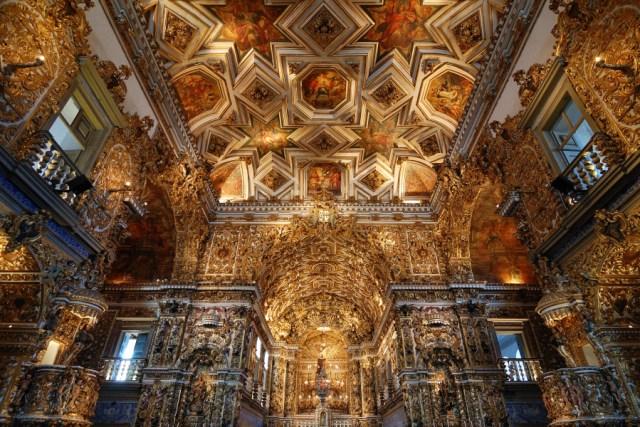 Igreja de São Francisco - Salvador da Bahia