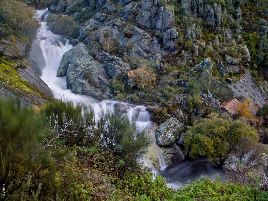 cascatas mais bonitas de Portugal