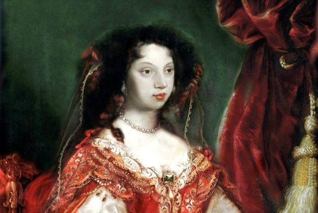 D. Maria Francisca de Sabóia