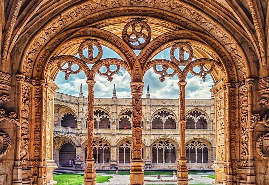 Mosteiro dos Jerónimos - Uxio