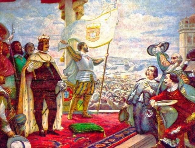 Restauração da Independência e aclamação de D. João IV