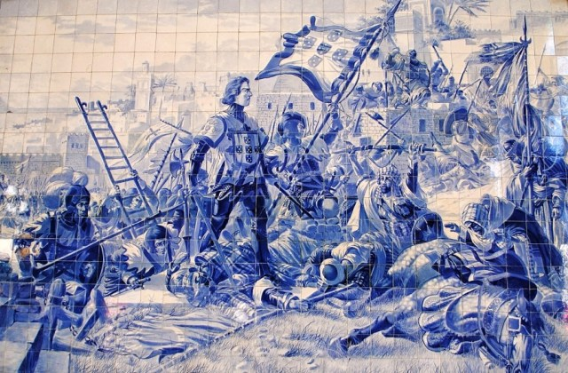 Infante D. Henrique na Conquista de Ceuta