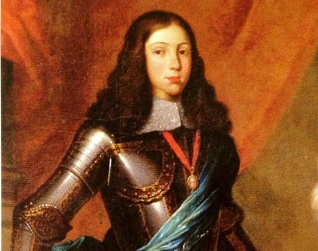 D. Afonso VI, que sucedeu a D. João IV