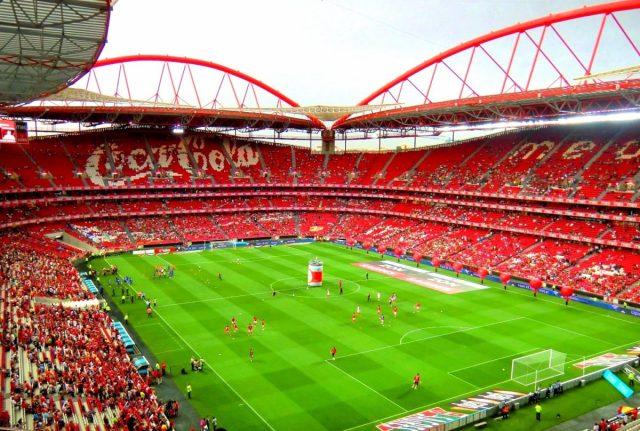 estádios mais bonitos de Portugal