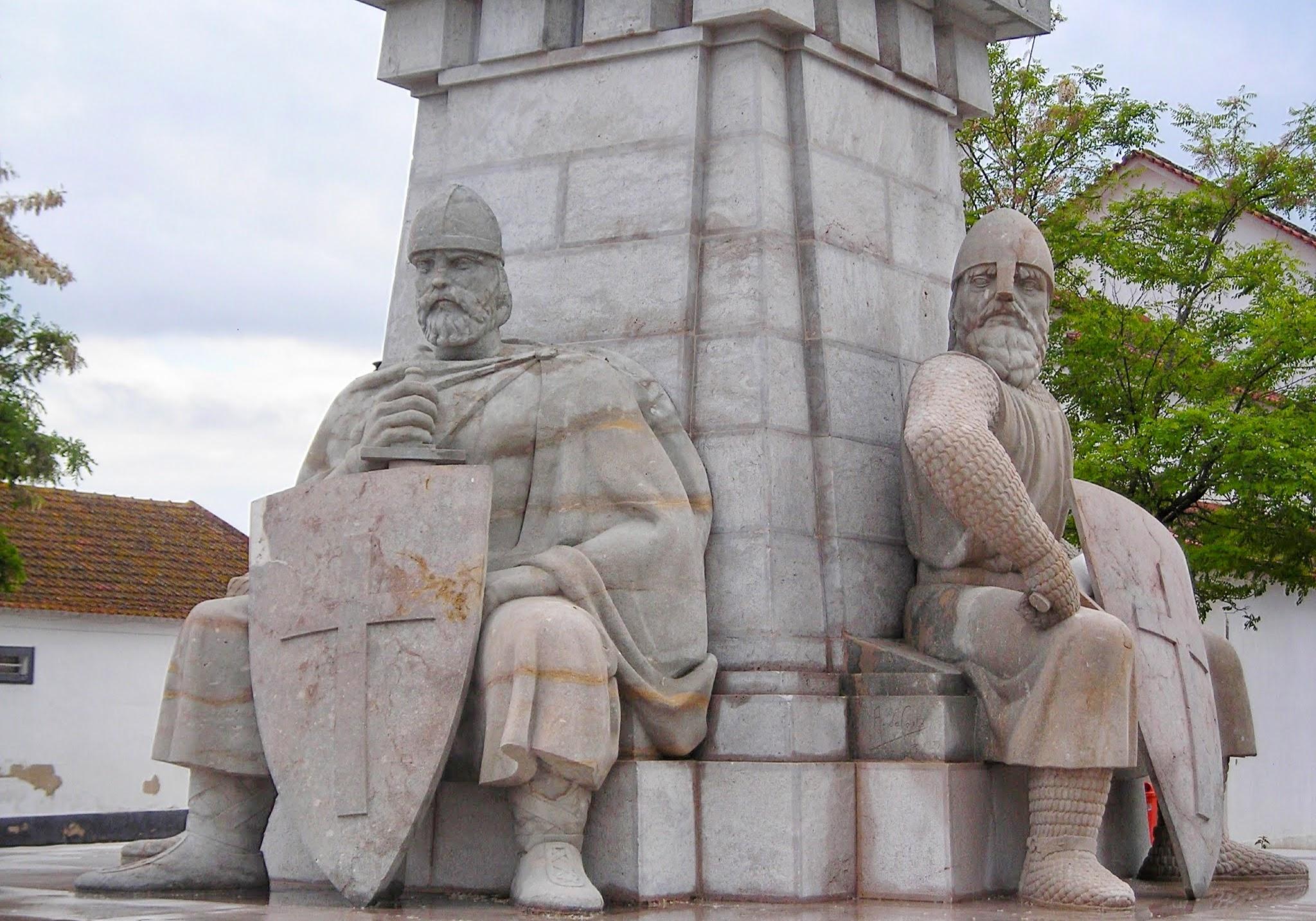 Monumento comemorativo da Batalha de Ourique