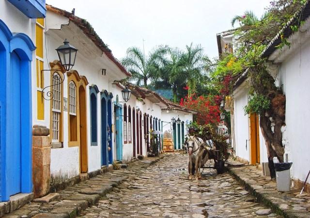 Património português no Mundo: Paraty (Brasil) | VortexMag