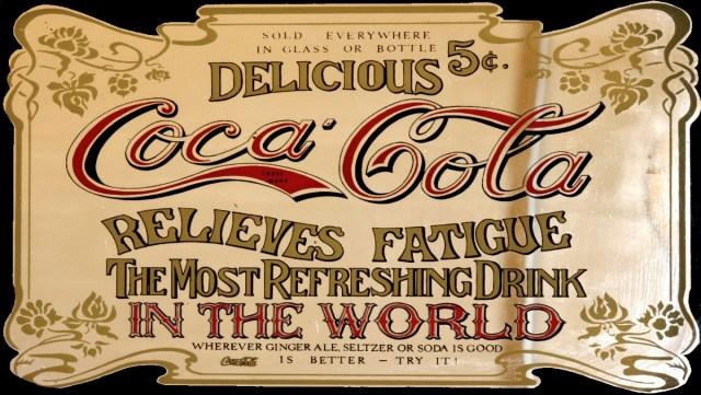 Publicidade da coca-cola