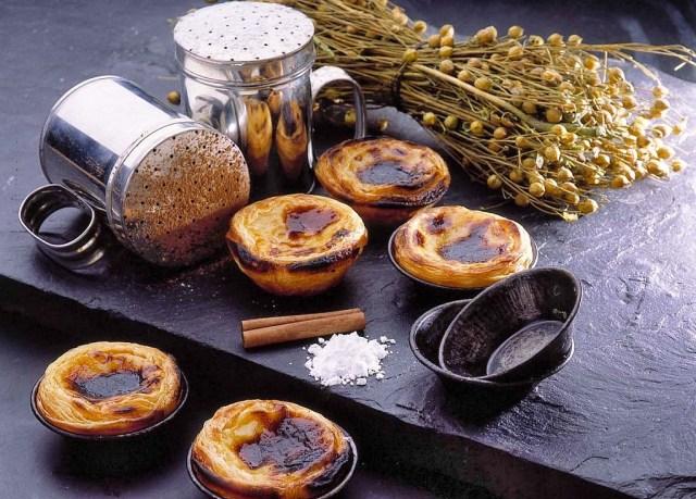 melhores doces típicos de Portugal