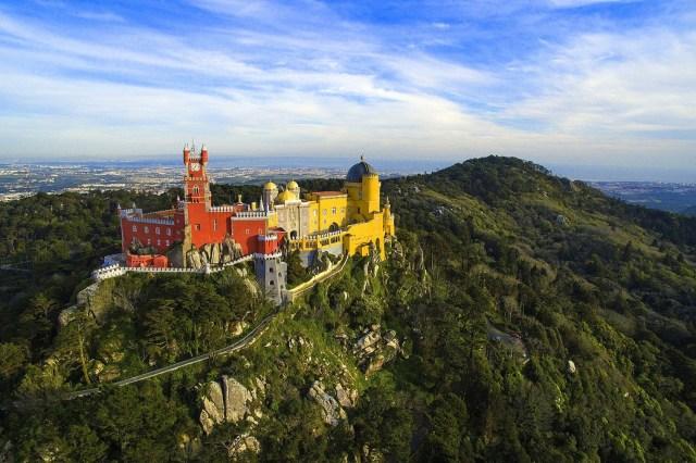 locais mais visitados e apreciados pelos turistas em Portugal