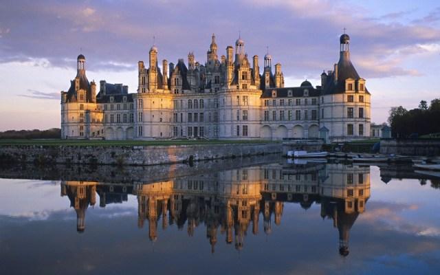 Château de Chambord, Centre, France (Chambord Castle, Loire Valley)