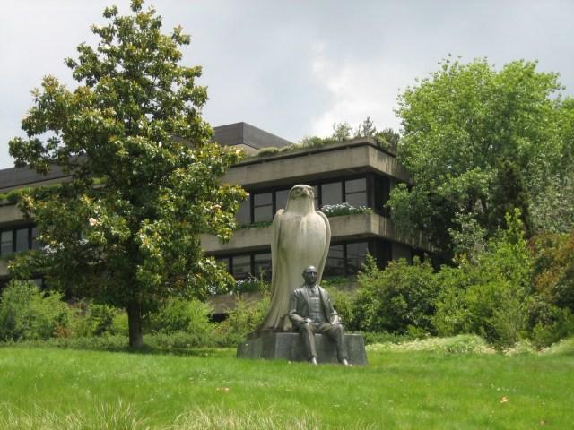 Jardim da Fundação Gulbenkian – Lisboa