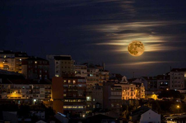 superlua em Portugal
