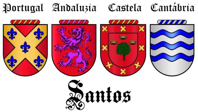 Origem e significado do apelido Santos