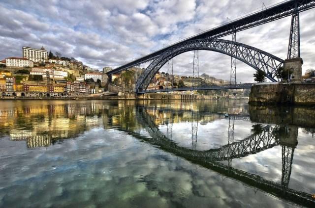 Ponte D. Luís I (Porto)