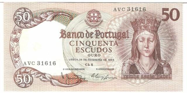 cinquenta-escudos