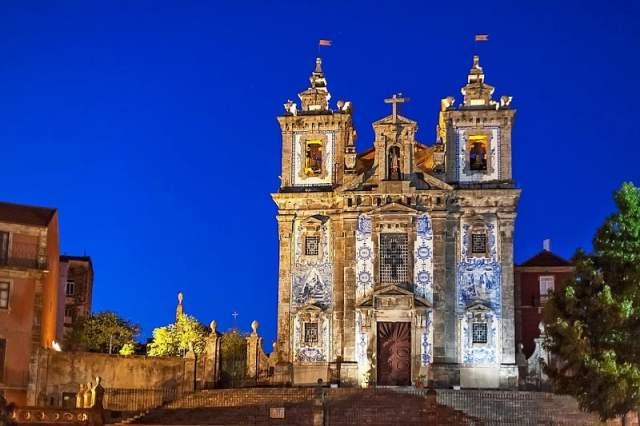 Igreja de Santo Ildenfonso