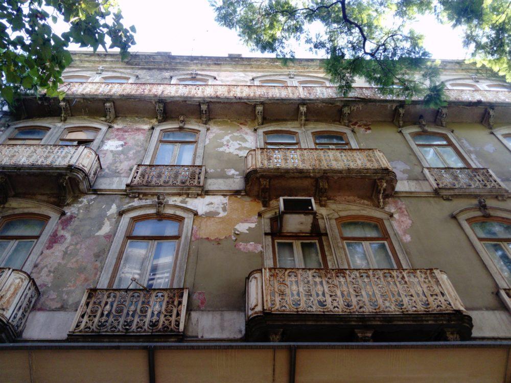 Casa na Rua Barata Salgueiro