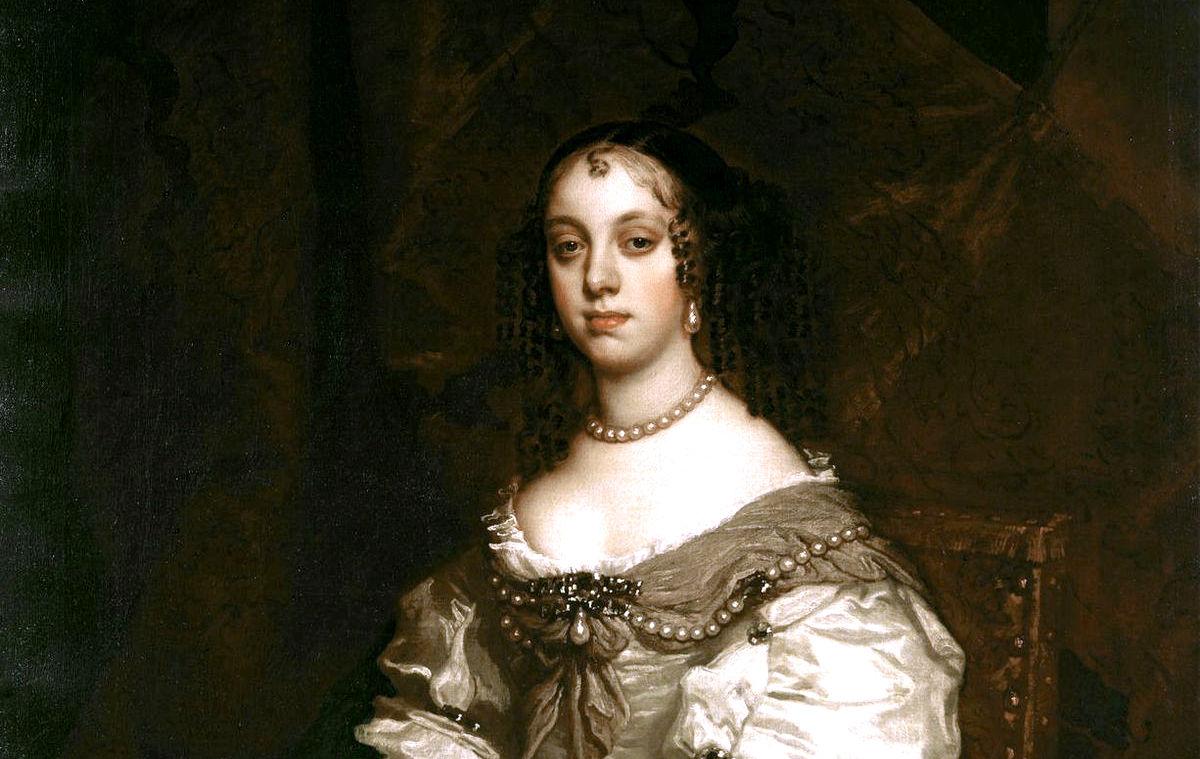 Resultado de imagem para Dona Catarina de Bragança
