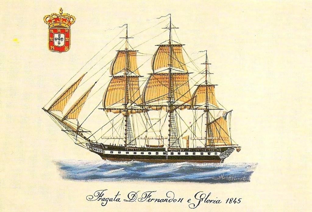 D. Fernando II e Glória
